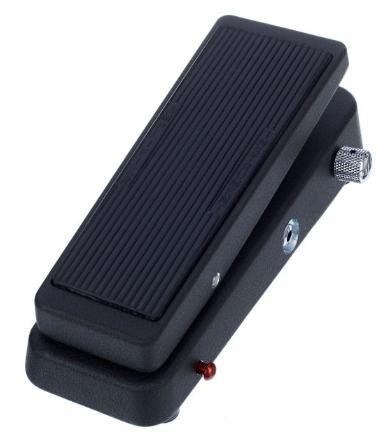 cry baby pedal de wah