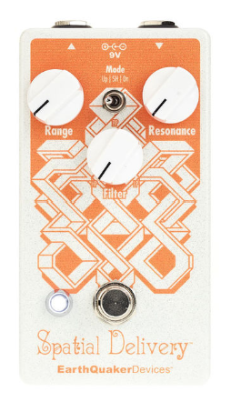 spatial delivery pedal autowah