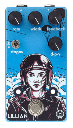 walrus audio analog pedal phaser